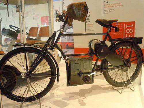 The Juncker Electric Bike | eBikeBible.com